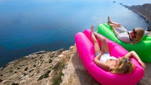 AirBed è la nuova moda dell'estate foto